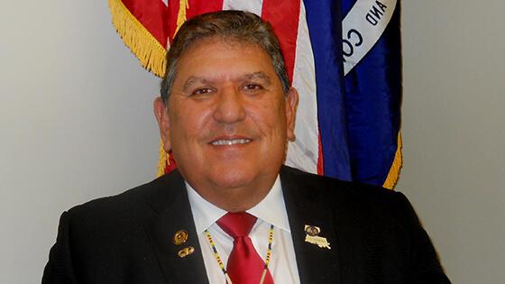 Photo of Louisiana Secretary of Veterans Affairs, Joey Strickland