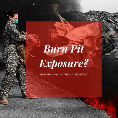 Law mandating burn pit registry